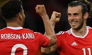 Wales 3-1 Belgium