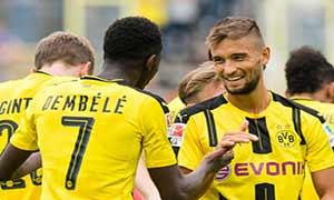 Wuppertal 0-2 Borussia Dortmund