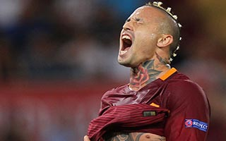 AS Roma vs Porto