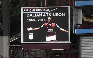 Aston Villa vs Huddersfield Town