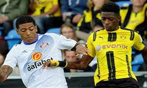 Borussia Dortmund vs Sunderland