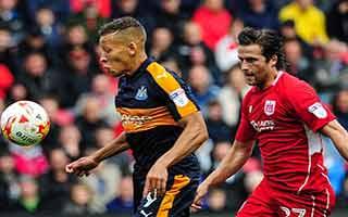 Bristol City vs Newcastle United