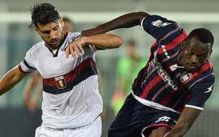 Crotone vs Genoa