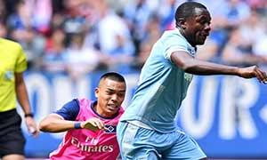 Hamburger SV vs Stoke City