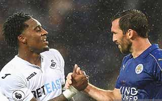 Leicester City vs Swansea City