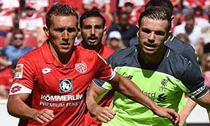Mainz vs Liverpool