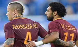Montreal Impact 0-2 AS Roma