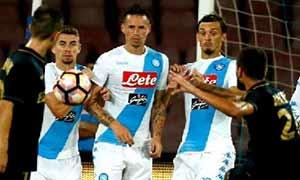 Napoli 5-0 AS Monaco