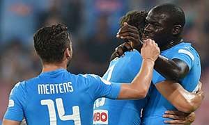 Napoli 3-0 Nice