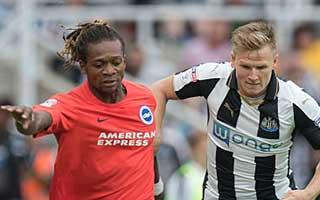 Newcastle United vs Brighton & Hove Albion