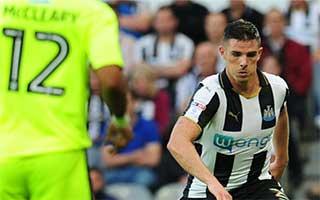 Newcastle United vs Reading
