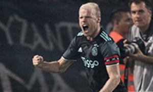 PAOK Thessaloniki 1-2 Ajax