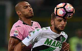 Palermo vs Sassuolo