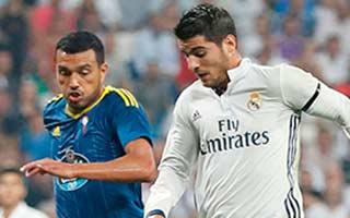 Real Madrid vs Celta Vigo