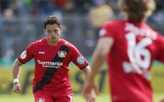 SC Hauenstein vs Bayer Leverkusen