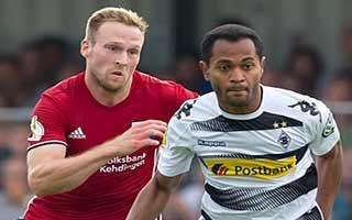 SV Drochtersen / Assel vs Borussia Monchengladbach