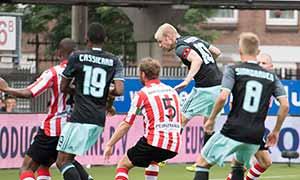 Sparta Rotterdam vs Ajax