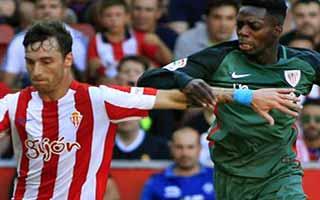 Sporting Gijon vs Athletic Bilbao