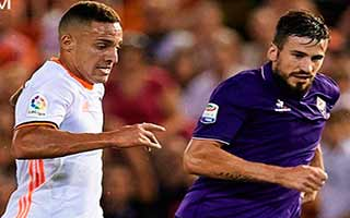 Valencia vs Fiorentina