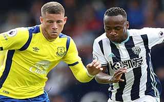 West Bromwich Albion vs Everton