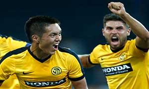 Young Boys 2-0 (Pen 4-2) Shakhtar Donetsk