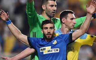 APOEL Nicosia vs Astana