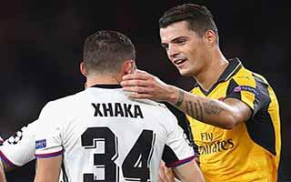 Arsenal vs Basel