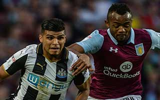 Aston Villa vs Newcastle United