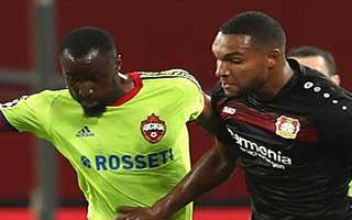 Bayer Leverkusen vs CSKA Moscow