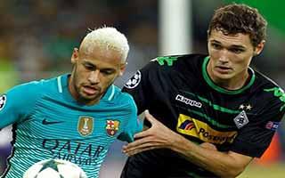 Borussia Monchengladbach vs Barcelona