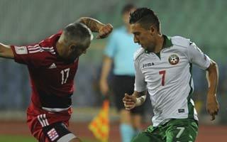 Bulgaria vs Luxembourg