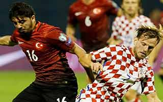 Croatia vs Turkey