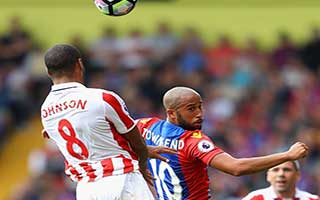 Crystal Palace vs Stoke City