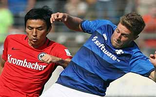 Darmstadt vs Eintracht Frankfurt