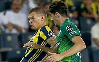 Fenerbahce vs Bursaspor