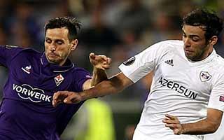 Fiorentina vs Qarabag FK