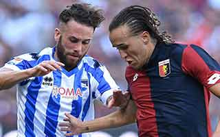 Genoa vs Pescara