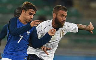 Italy vs France