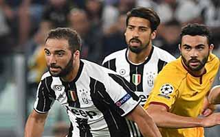 Juventus vs Sevilla