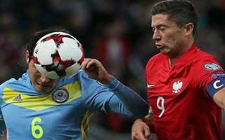 Kazakhstan vs Poland