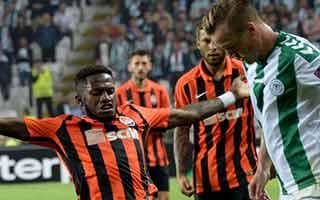 Konyaspor vs Shakhtar Donetsk