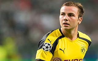 Legia Warszawa vs Borussia Dortmund