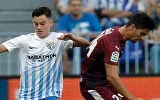 Malaga vs Eibar