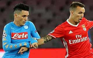 Napoli vs Benfica