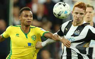 Newcastle United vs Norwich City