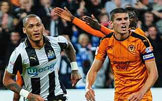 Newcastle United vs Wolverhampton Wanderers