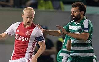 Panathinaikos vs Ajax