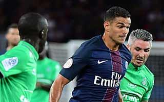 Paris Saint-Germain vs Saint-Etienne