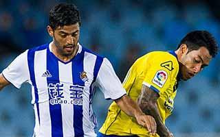 Real Sociedad vs Las Palmas