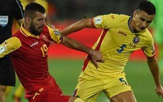 Romania vs Montenegro